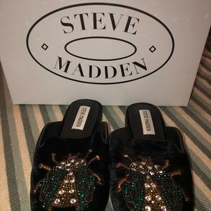 Steve Madden Jewel Beetle Loafers